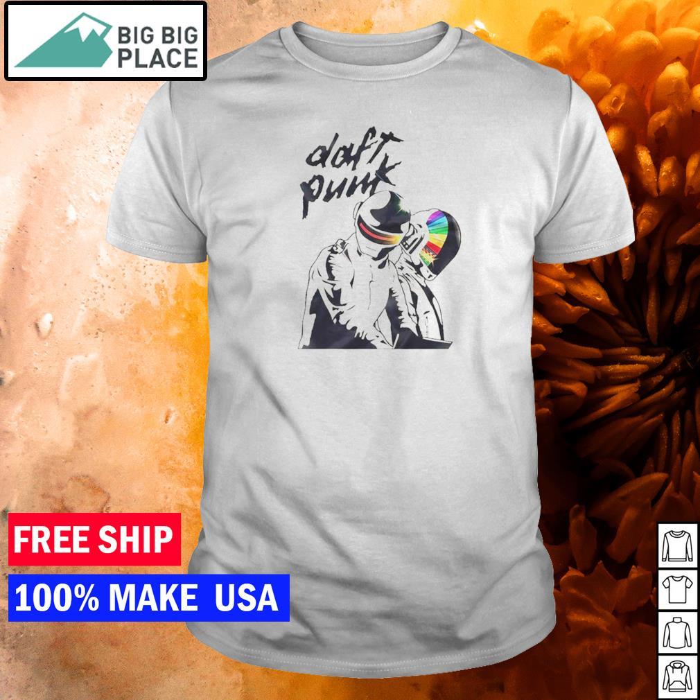 Daft Punk 2021 shirt