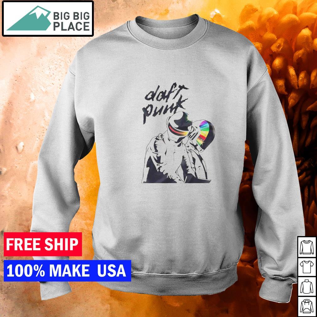 Daft Punk 2021 s sweater
