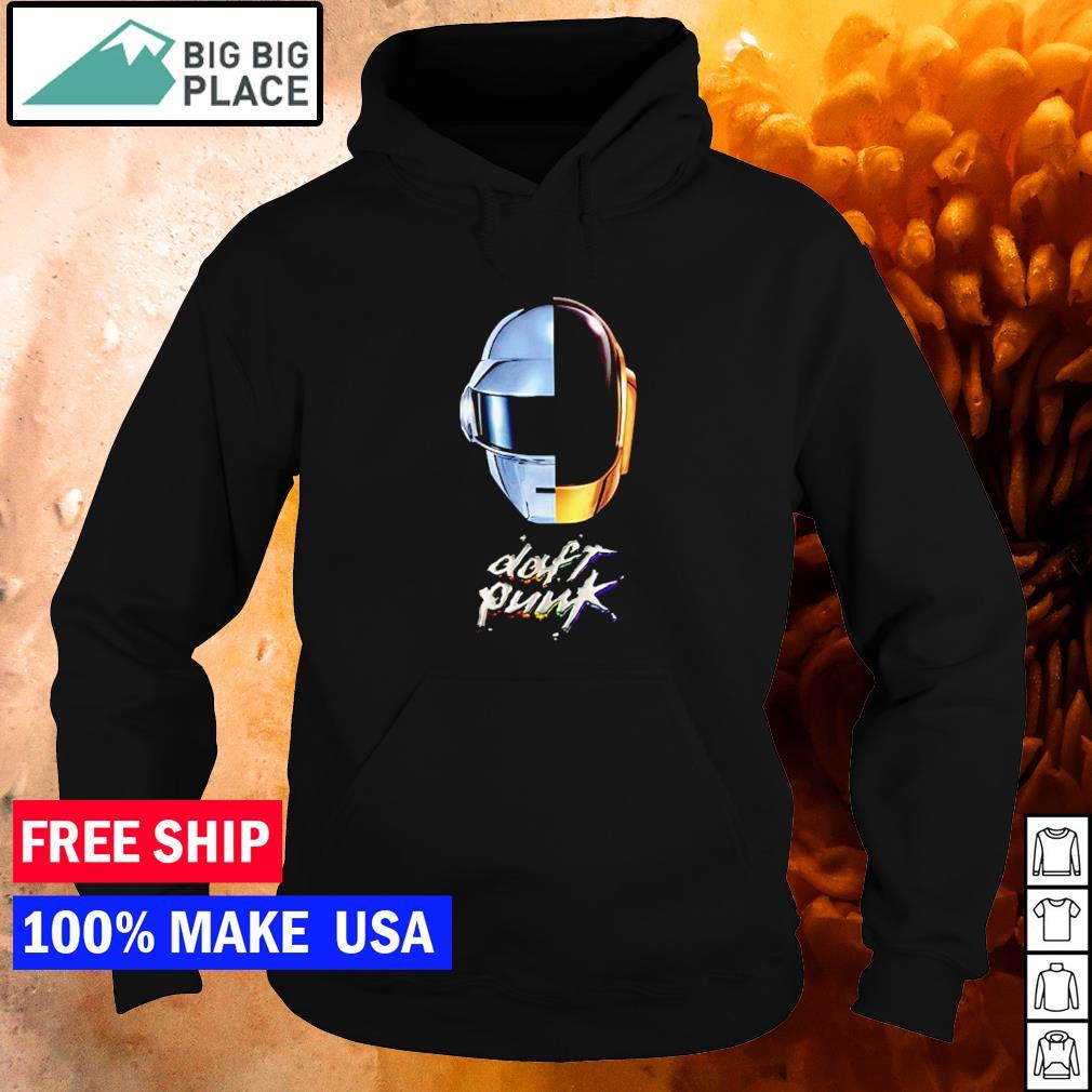 Daft Punk helmet s hoodie