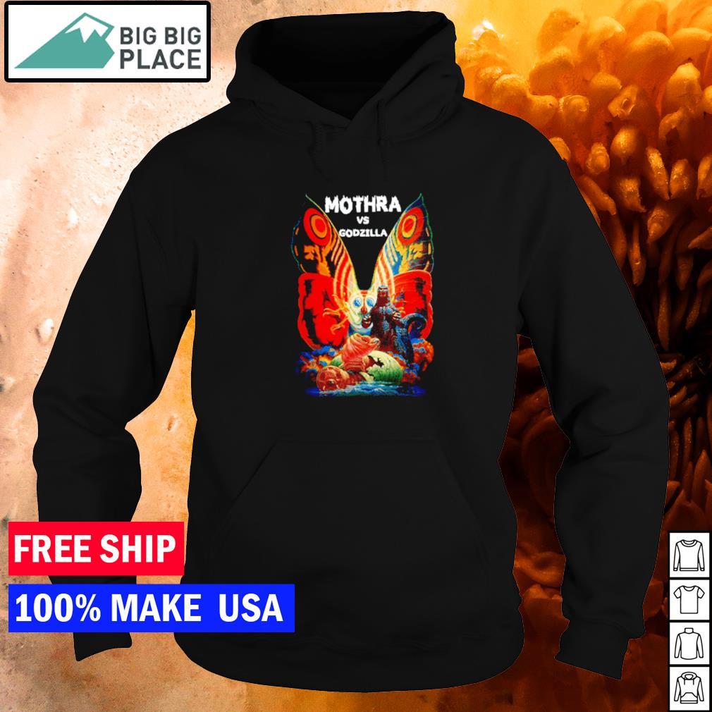 Mothra vs Godzilla s hoodie
