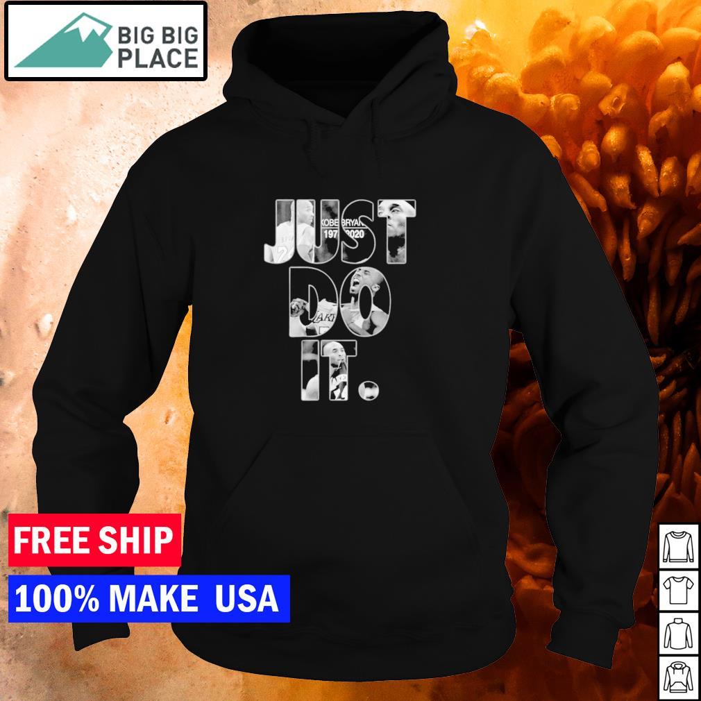 RIP Kobe Bryant 1978-2020 Nike Just Do It NBA Shirt hoodie