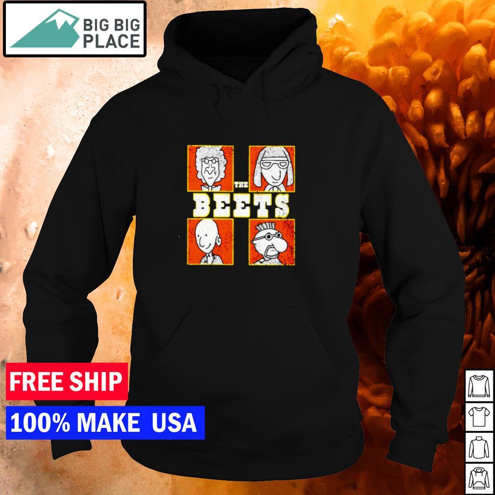 The Beets Doug Killer Tofu s hoodie