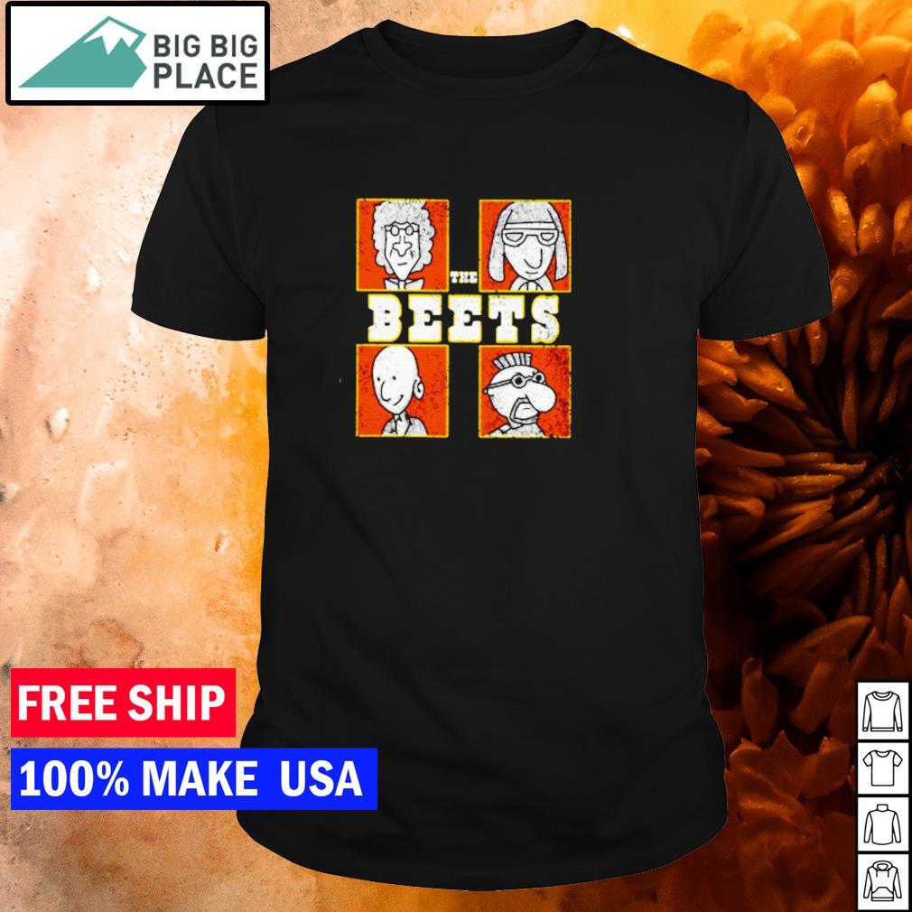 The Beets Doug Killer Tofu shirt