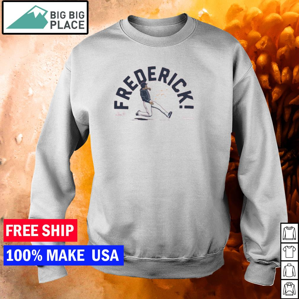 Freddie Freeman Frederick s sweater