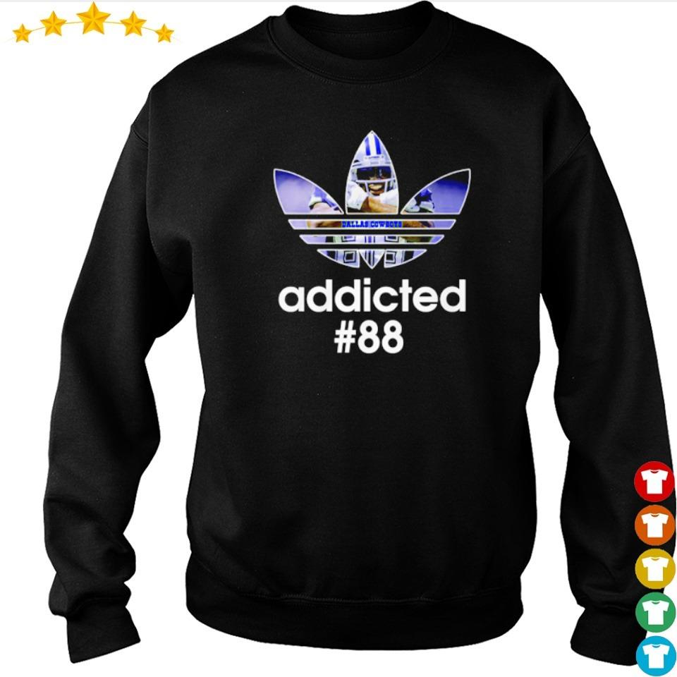 Adidas Dallas Cowboys addicted #88 s sweater