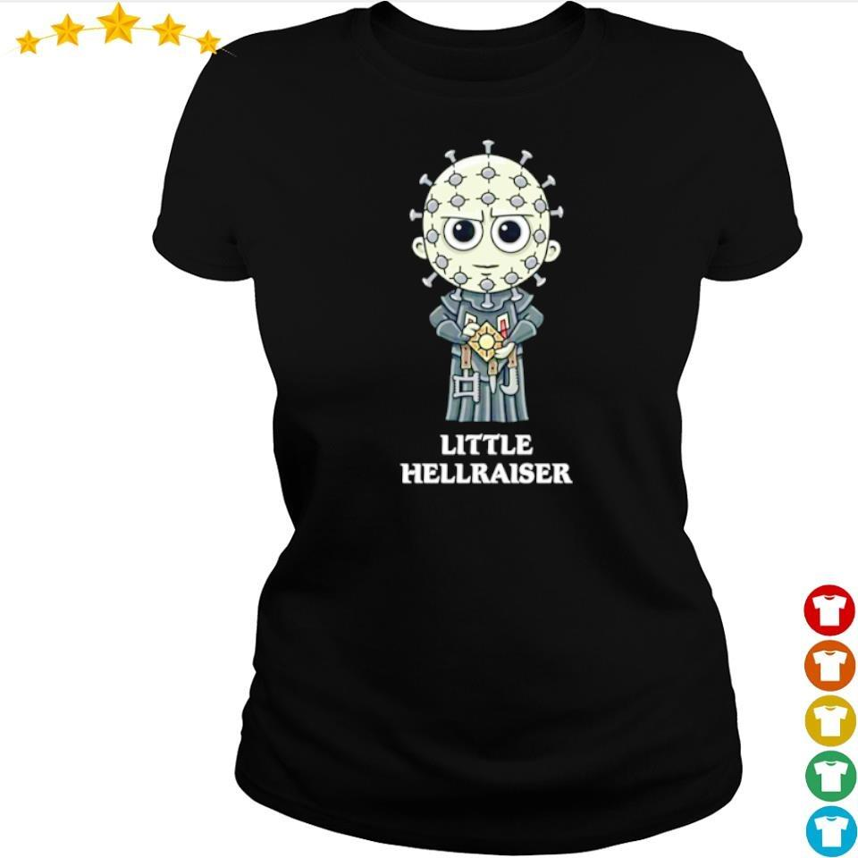 Little Hellraiser chibi s ladies tee