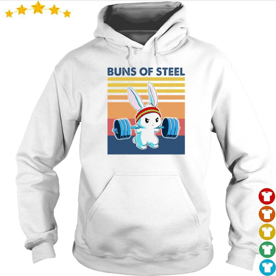 Bunny buns of steel s hoodie