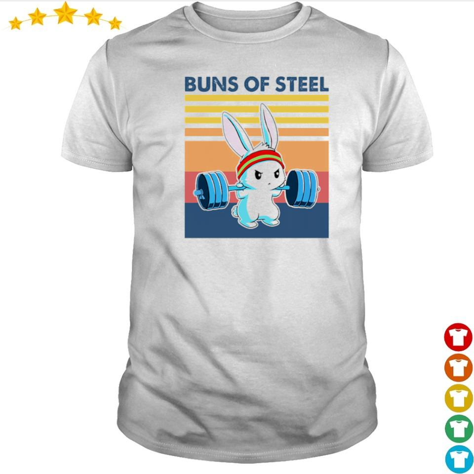 Bunny buns of steel shirt