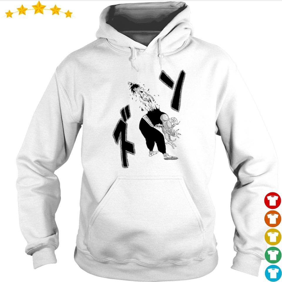 Dragon Ball King Piccolo Penetrate s hoodie