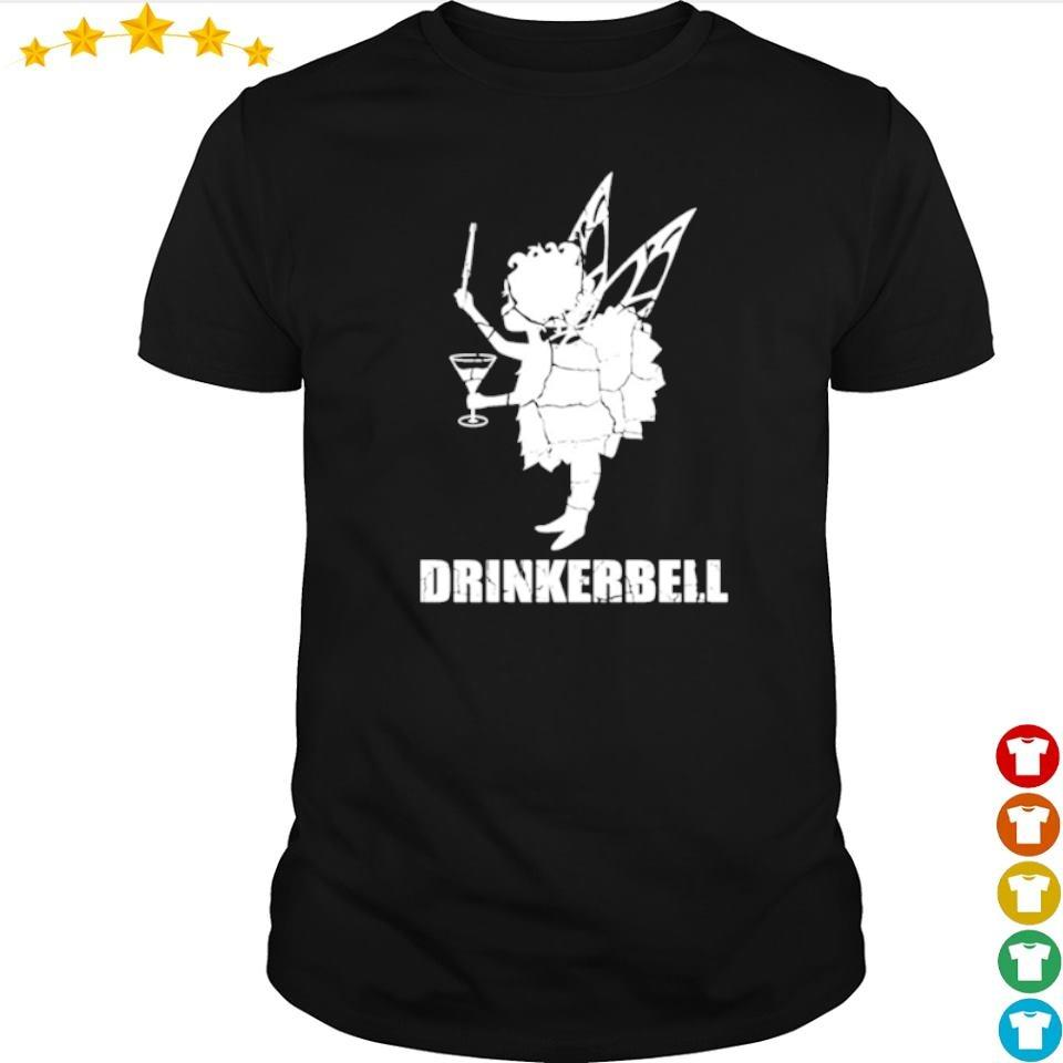 Drinkerbell Drinker And Princess Gift shirt