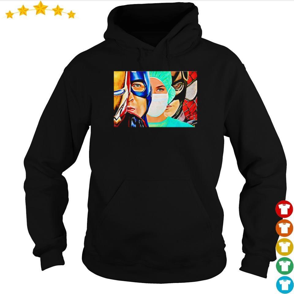 Nurse are our superheroes s hoodie