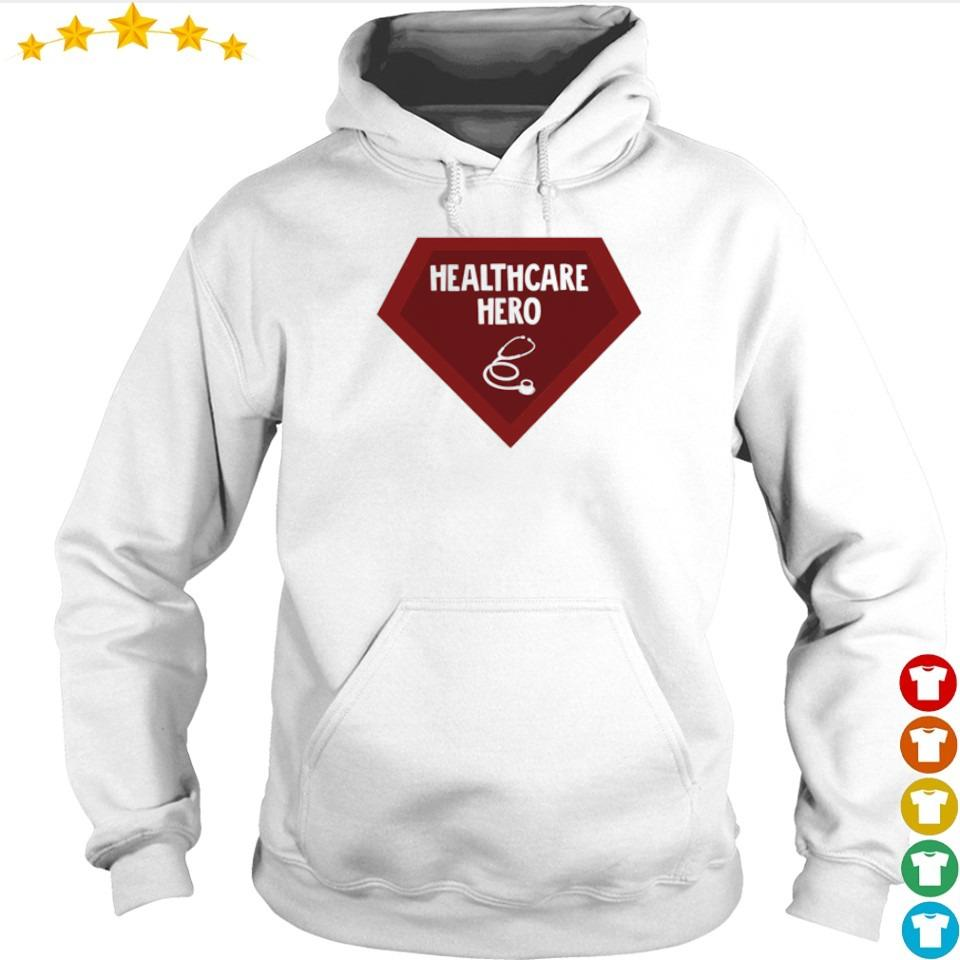 Nurse Health Care Hero s hoodie