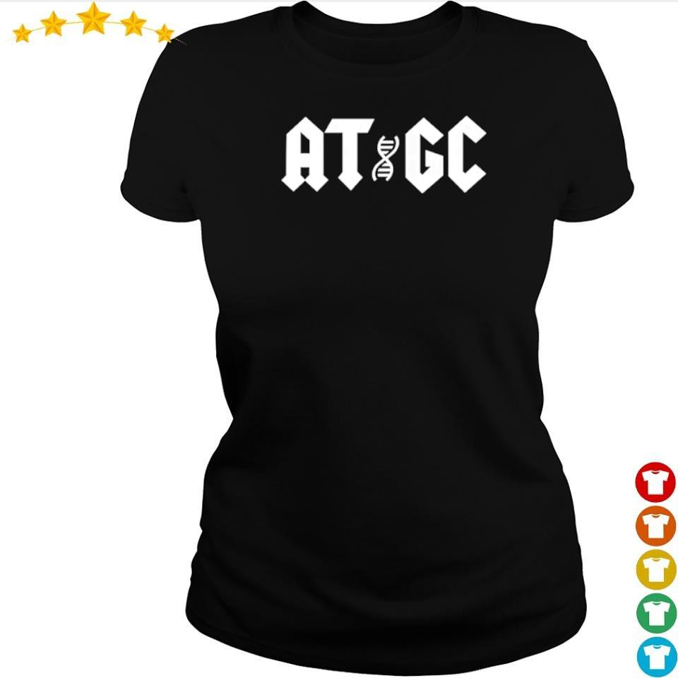 Official ATGC s ladies tee