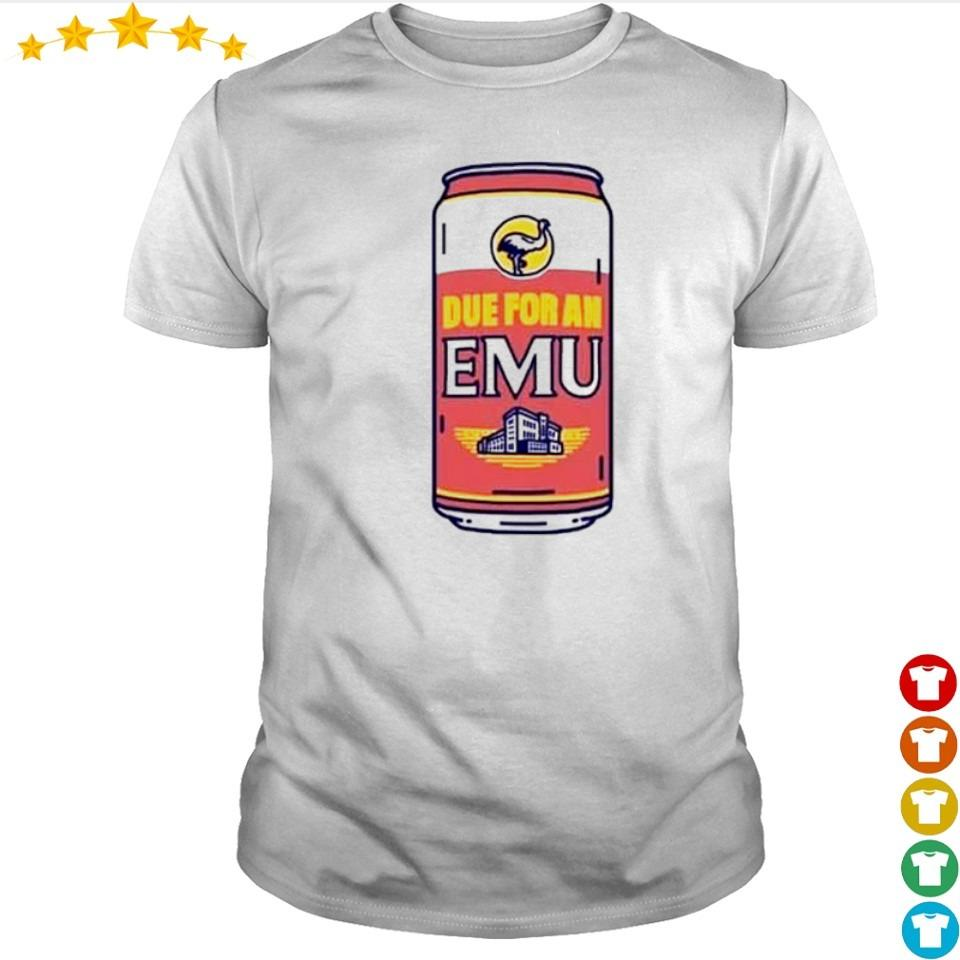 Official Due for an EMU shirt