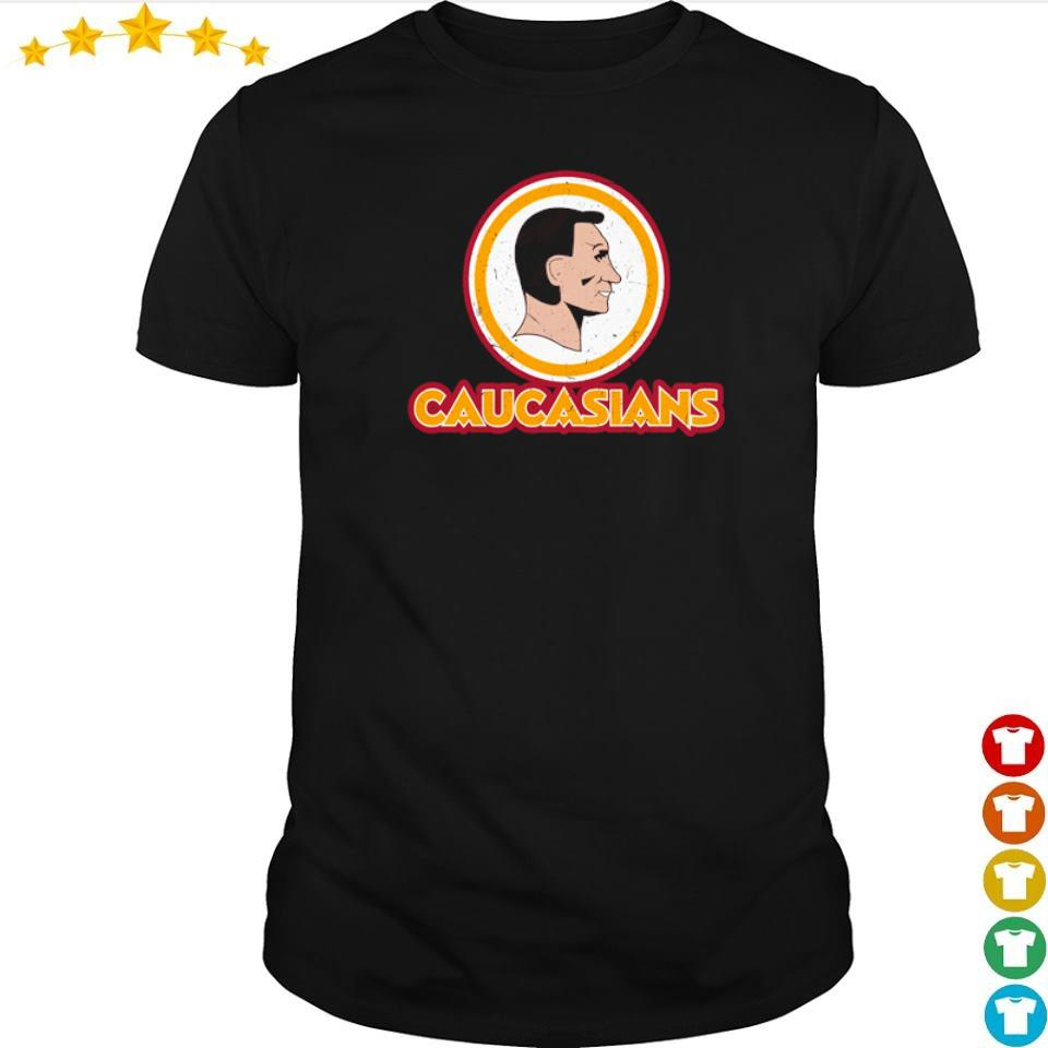 Official Parody Causasians shirt