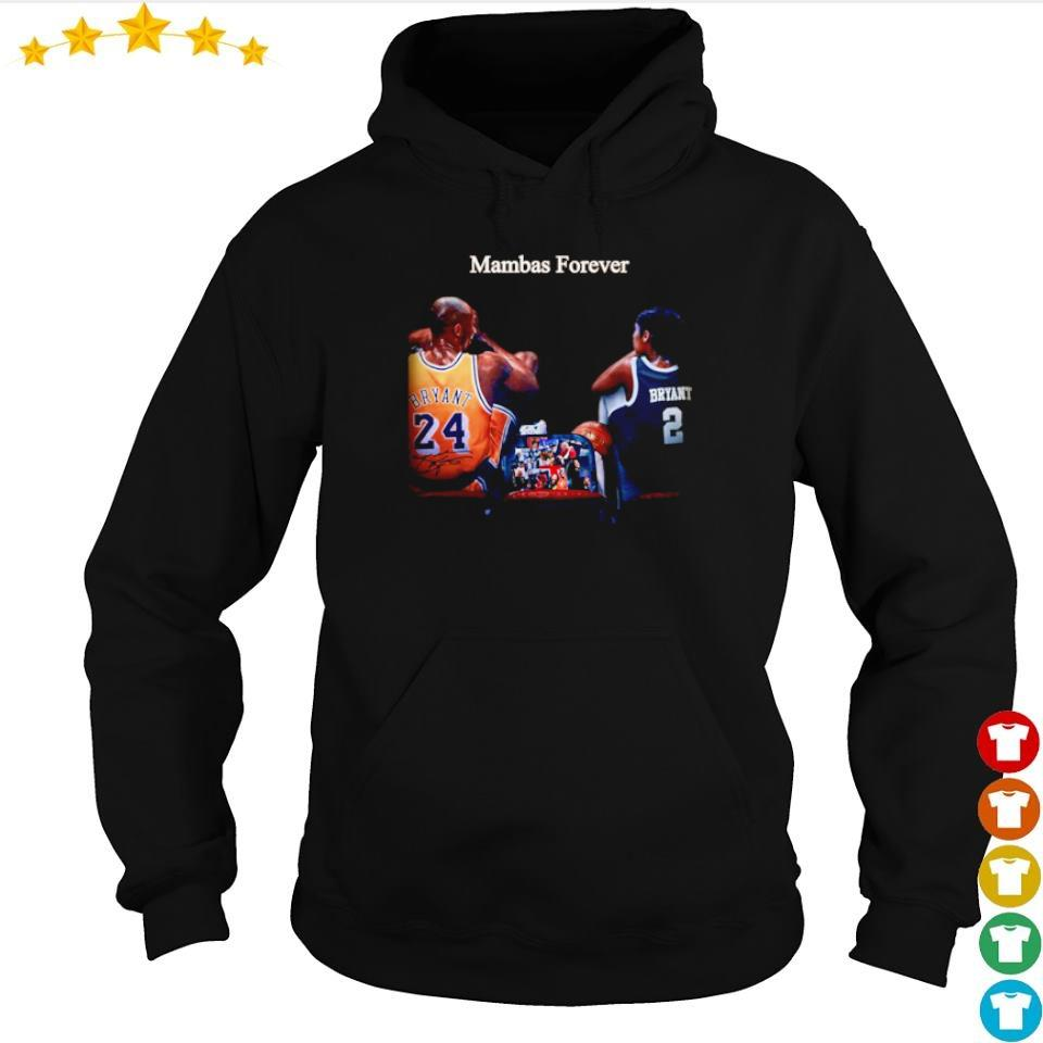 RIP Kobe Bryant mambas forever s hoodie