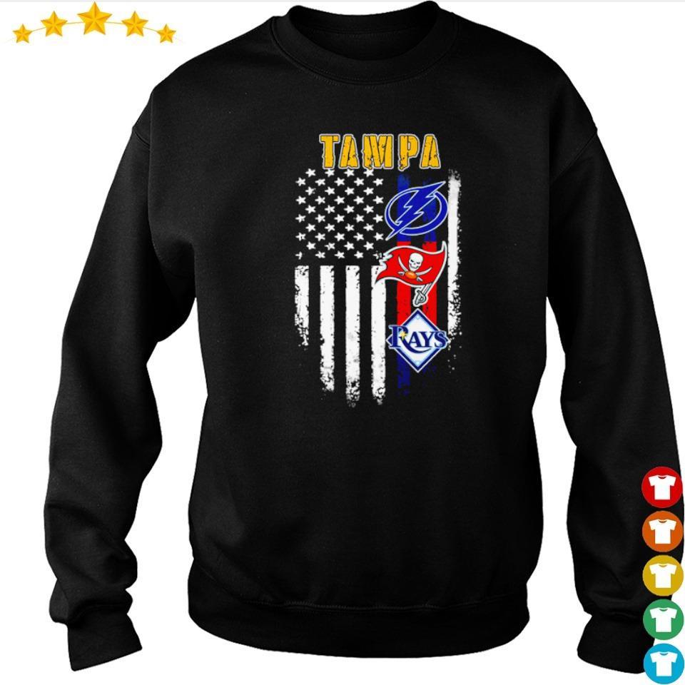 Tampa Bay Buccaneers Tampa Bay Rays Tampa Bay Lightning s sweater