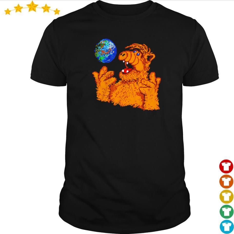 Alien Life Form shirt