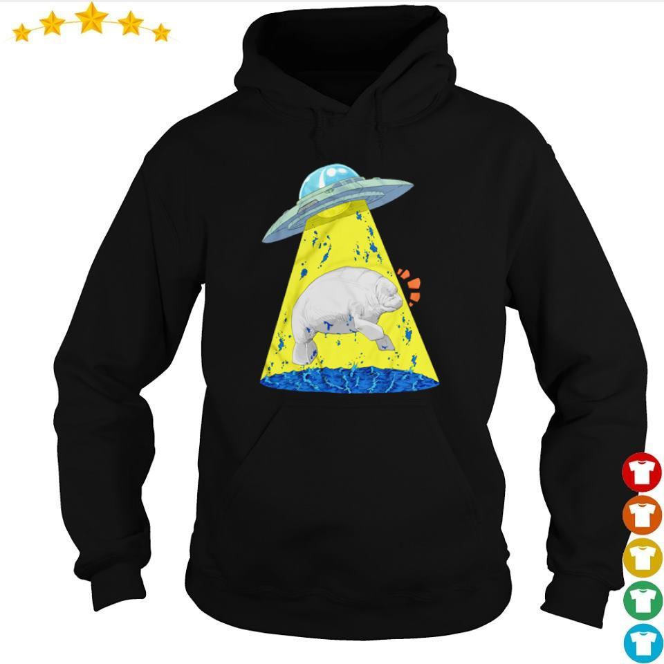 Alien take Wrong Cow s hoodie