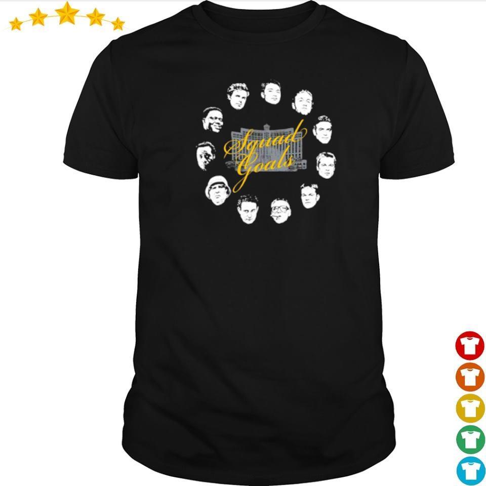 Cceans Eleven Squad Goals shirt