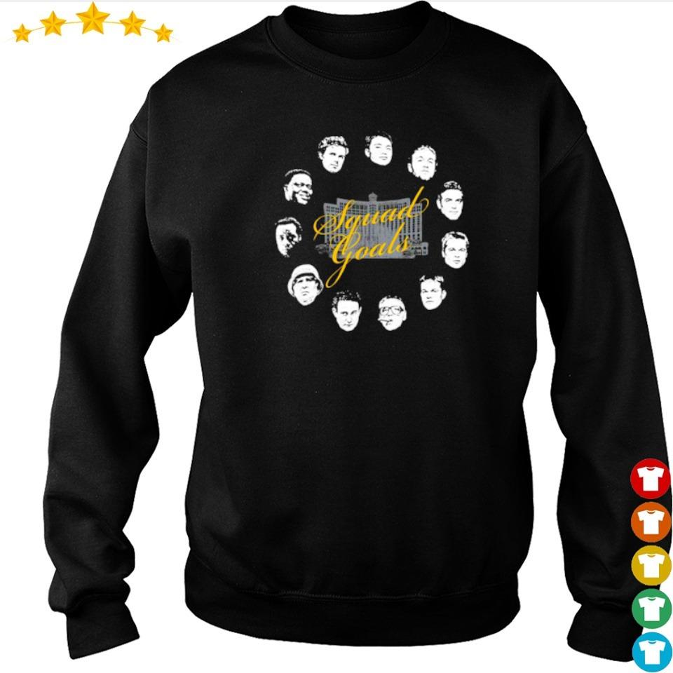 Cceans Eleven Squad Goals s sweater