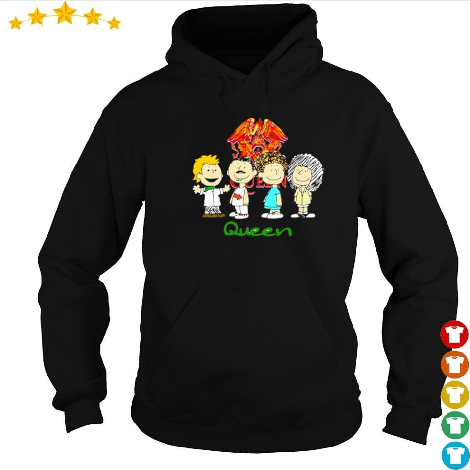 Charles and Friends Queen s hoodie