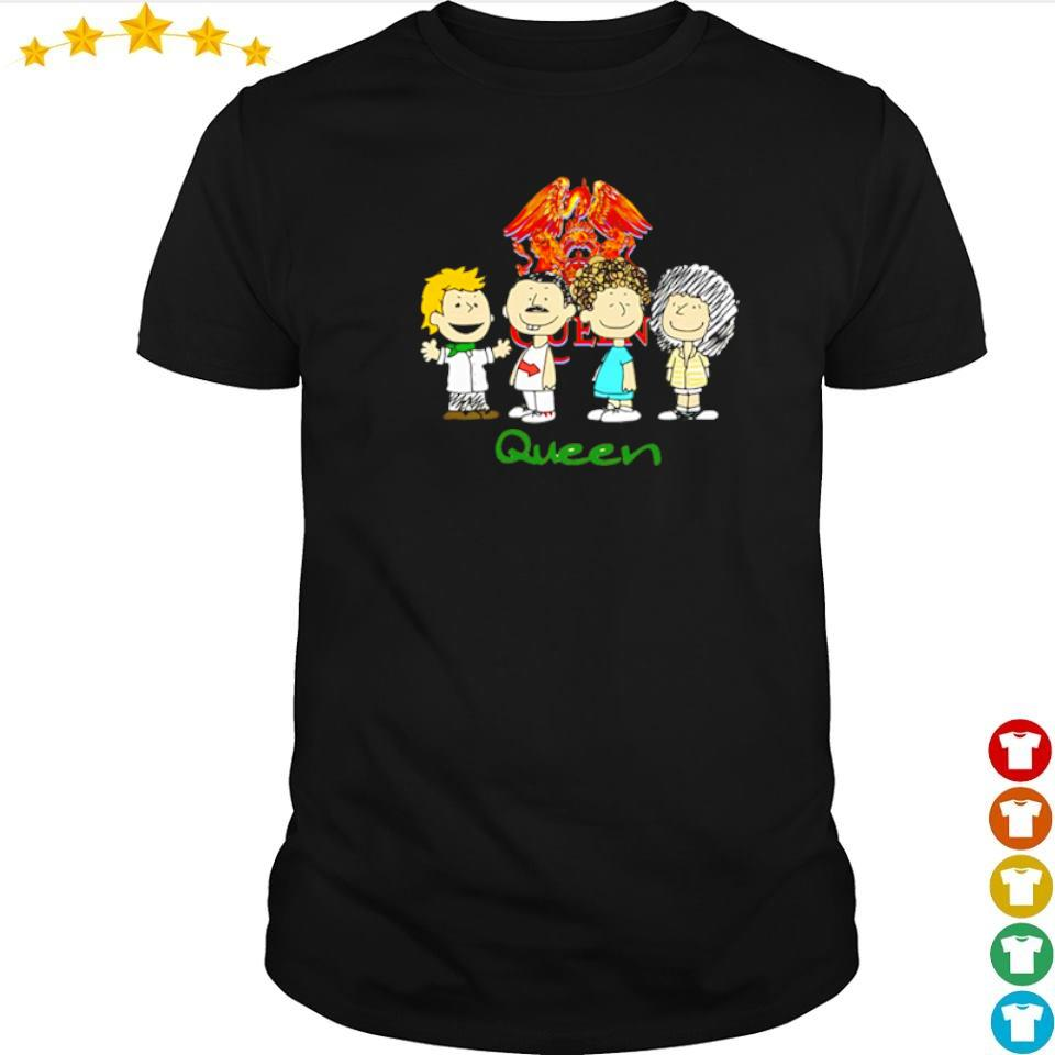 Charles and Friends Queen shirt