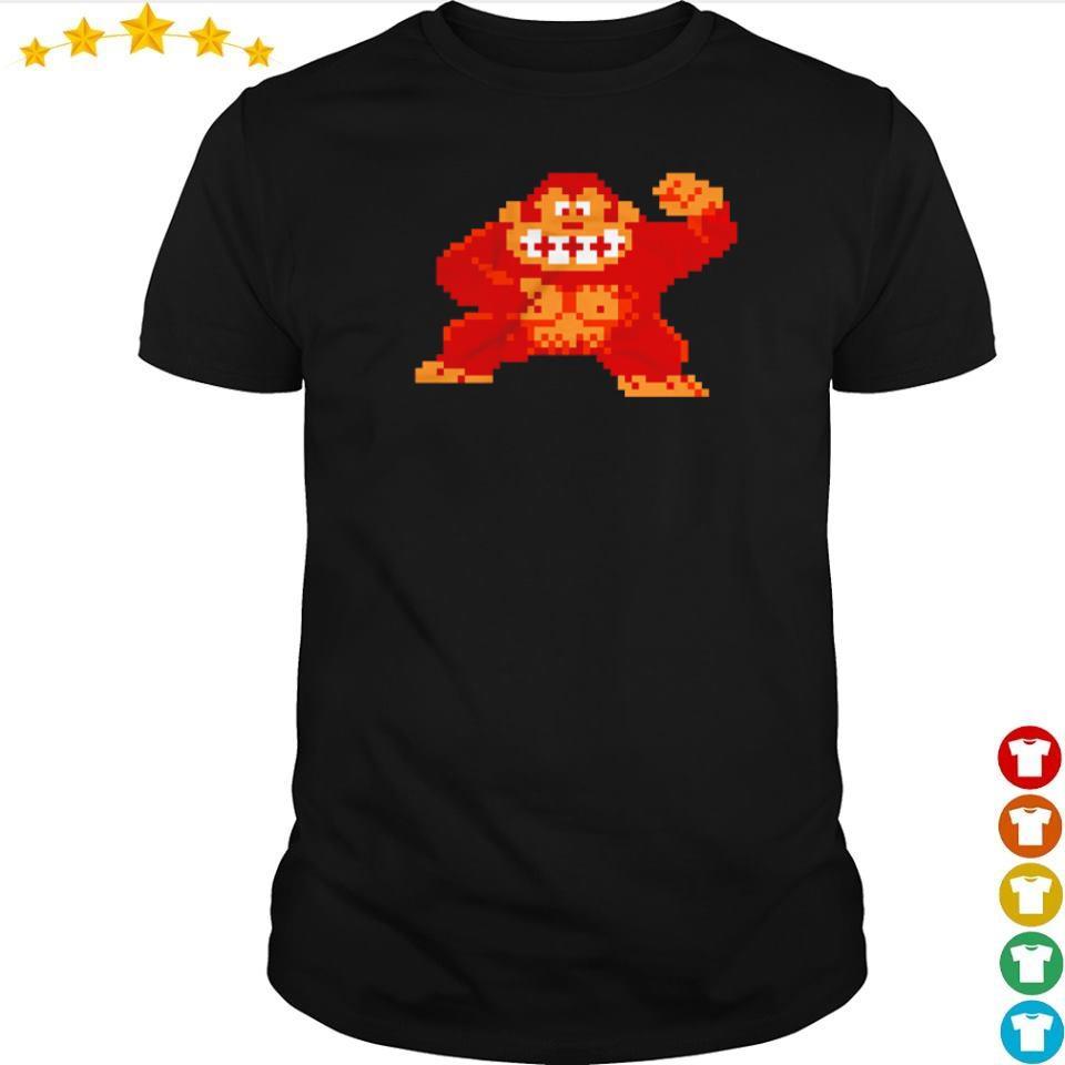 Donkey Kong Angry Ape shirt