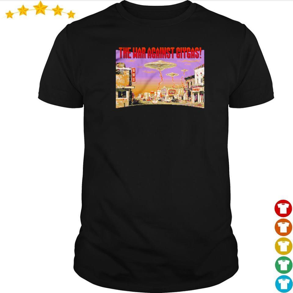 EarthBound's War Against Giygas shirt