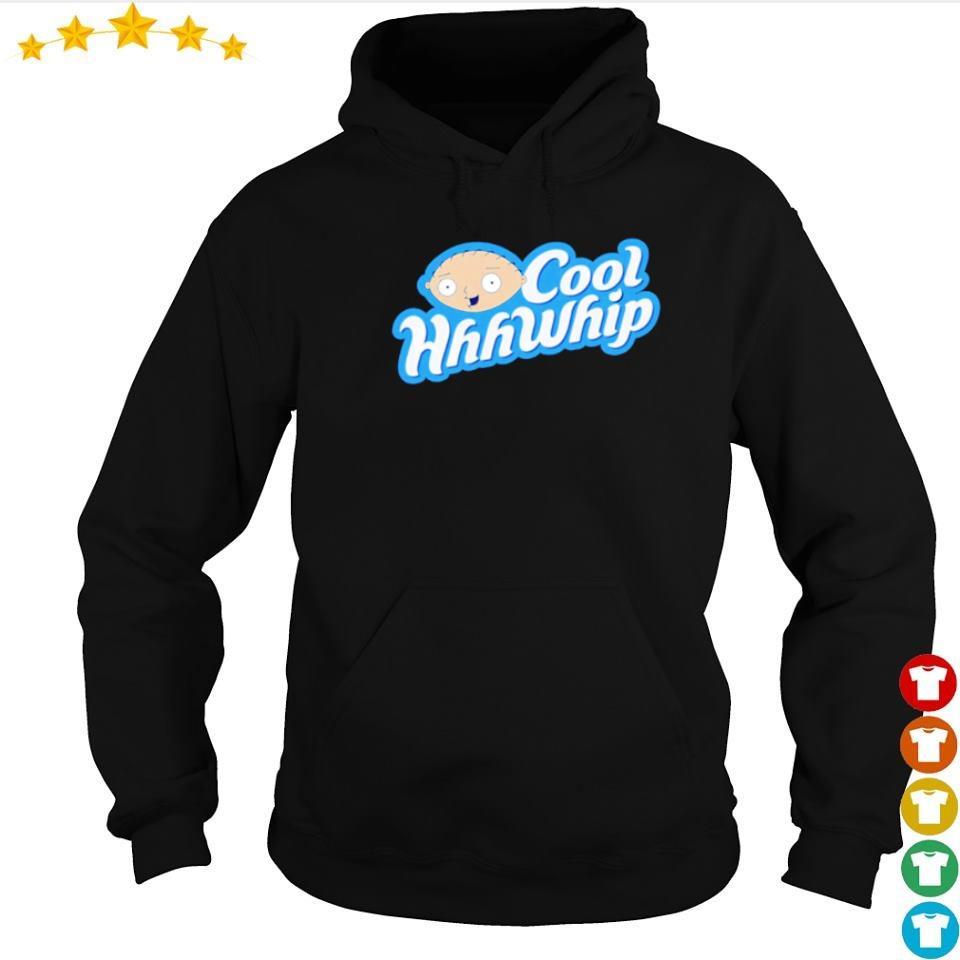 Family Guy Stewie cool WhhWhip s hoodie