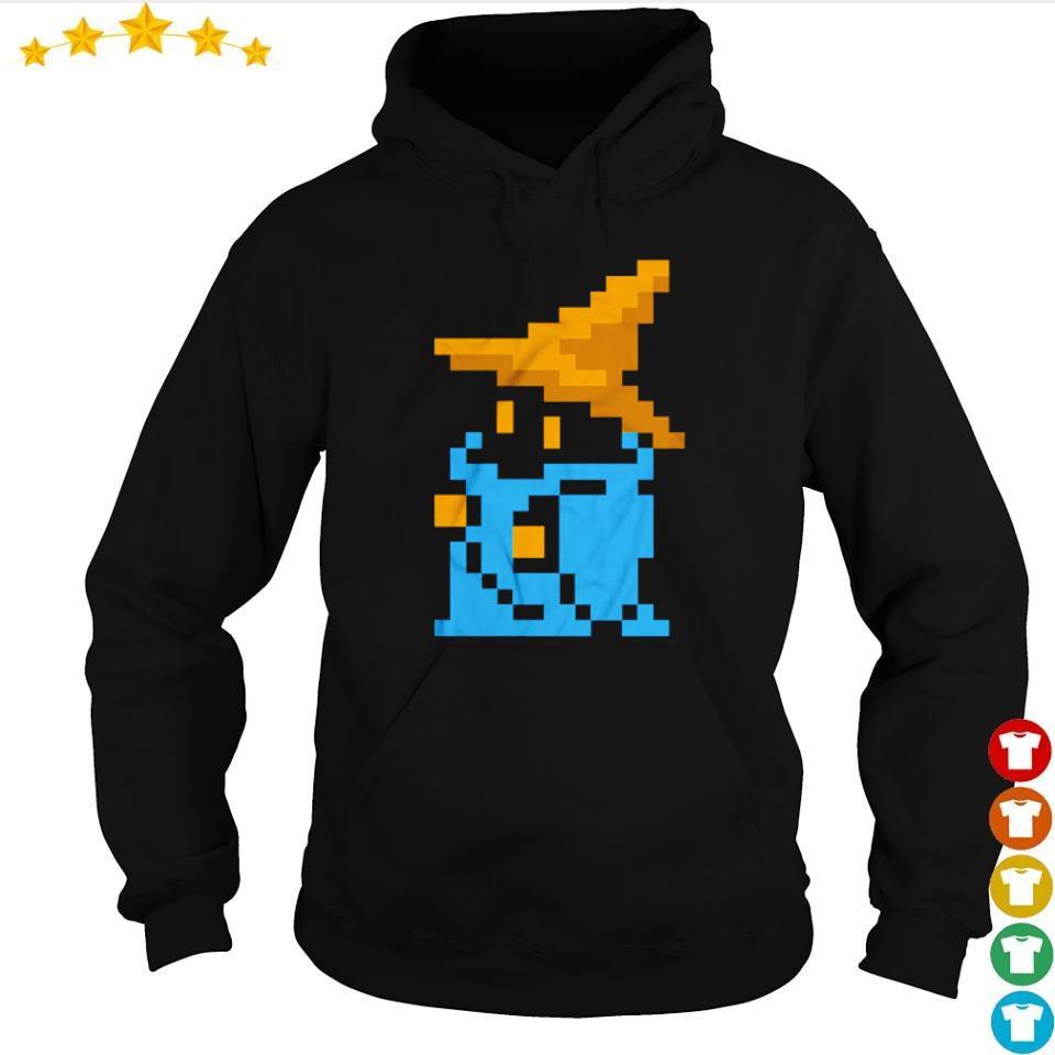 Final Fantasy Black Mage s hoodie