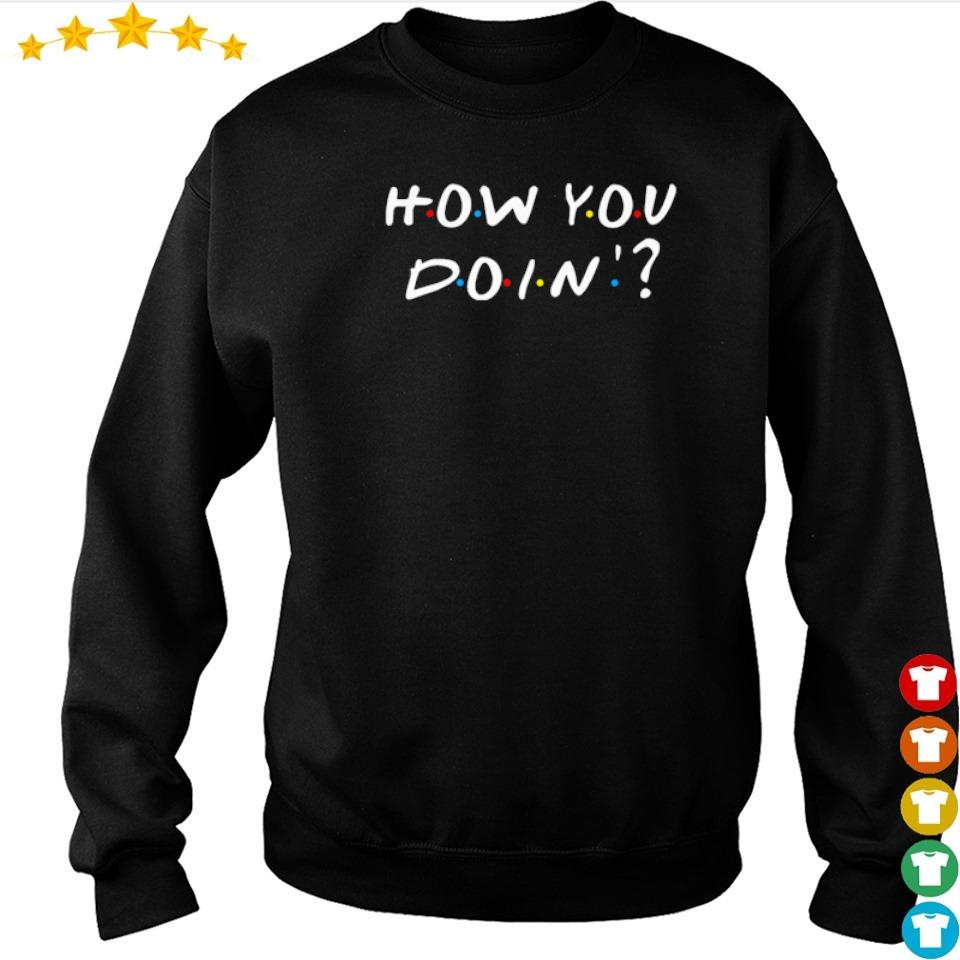 How you doin Friends TV Show s sweater