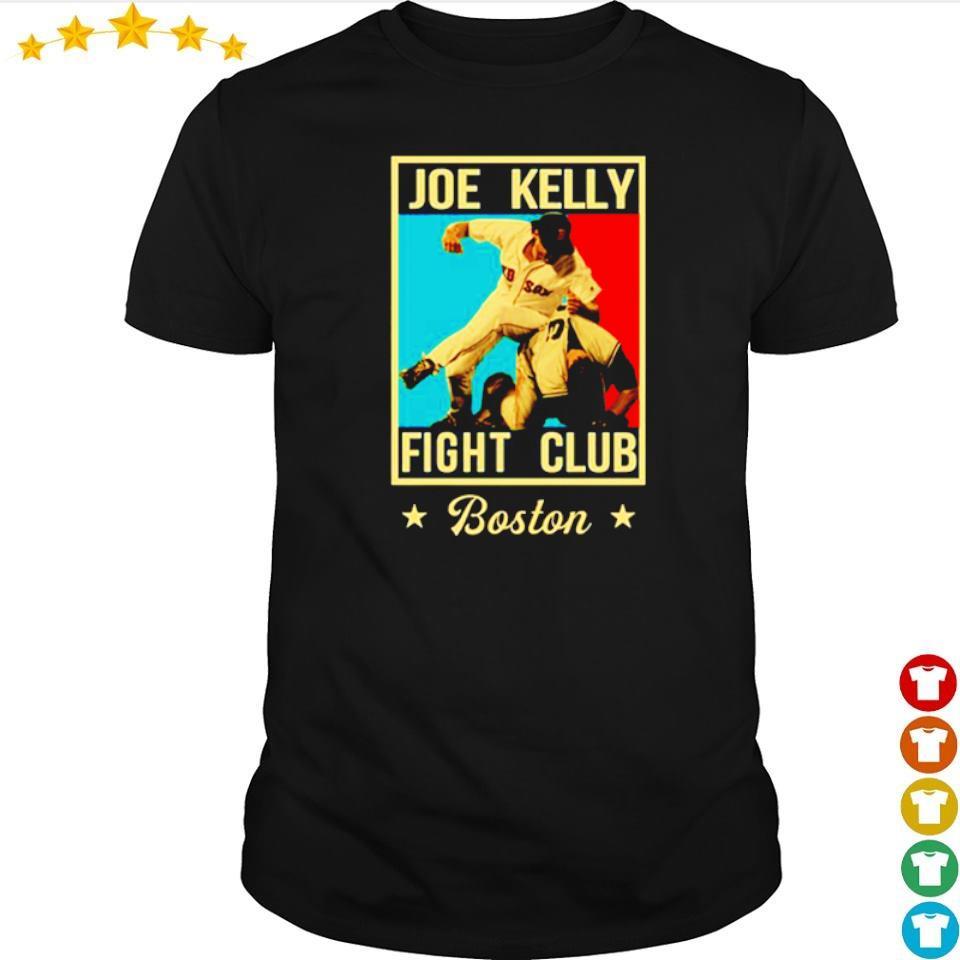 Joe Kelly Fight Club Boston shirt