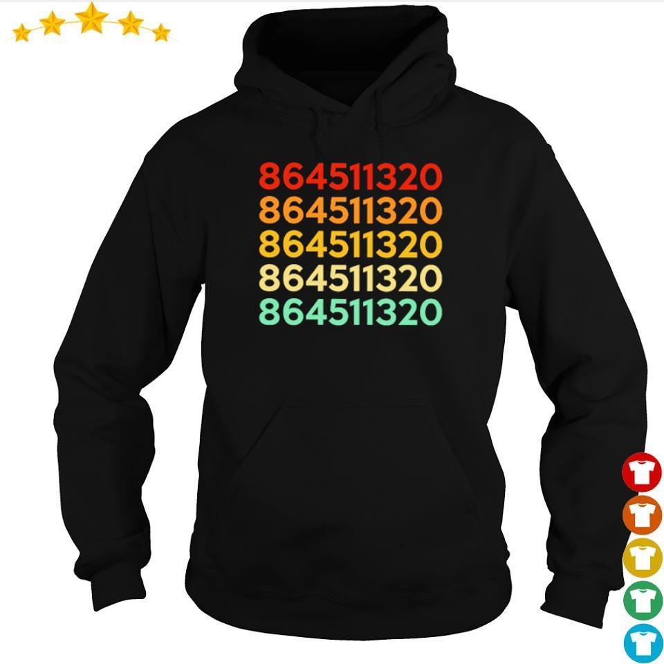 Numbers 864511320 s hoodie