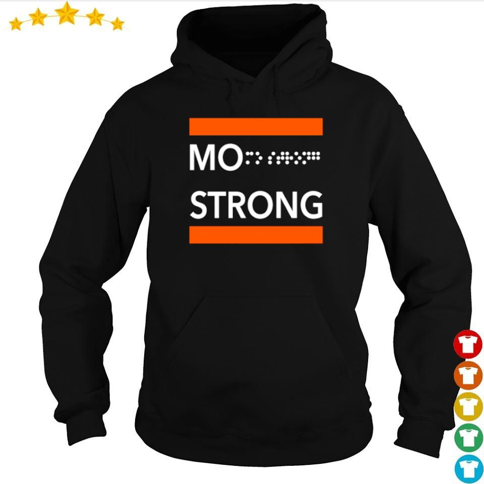Official Mo Strong s hoodie