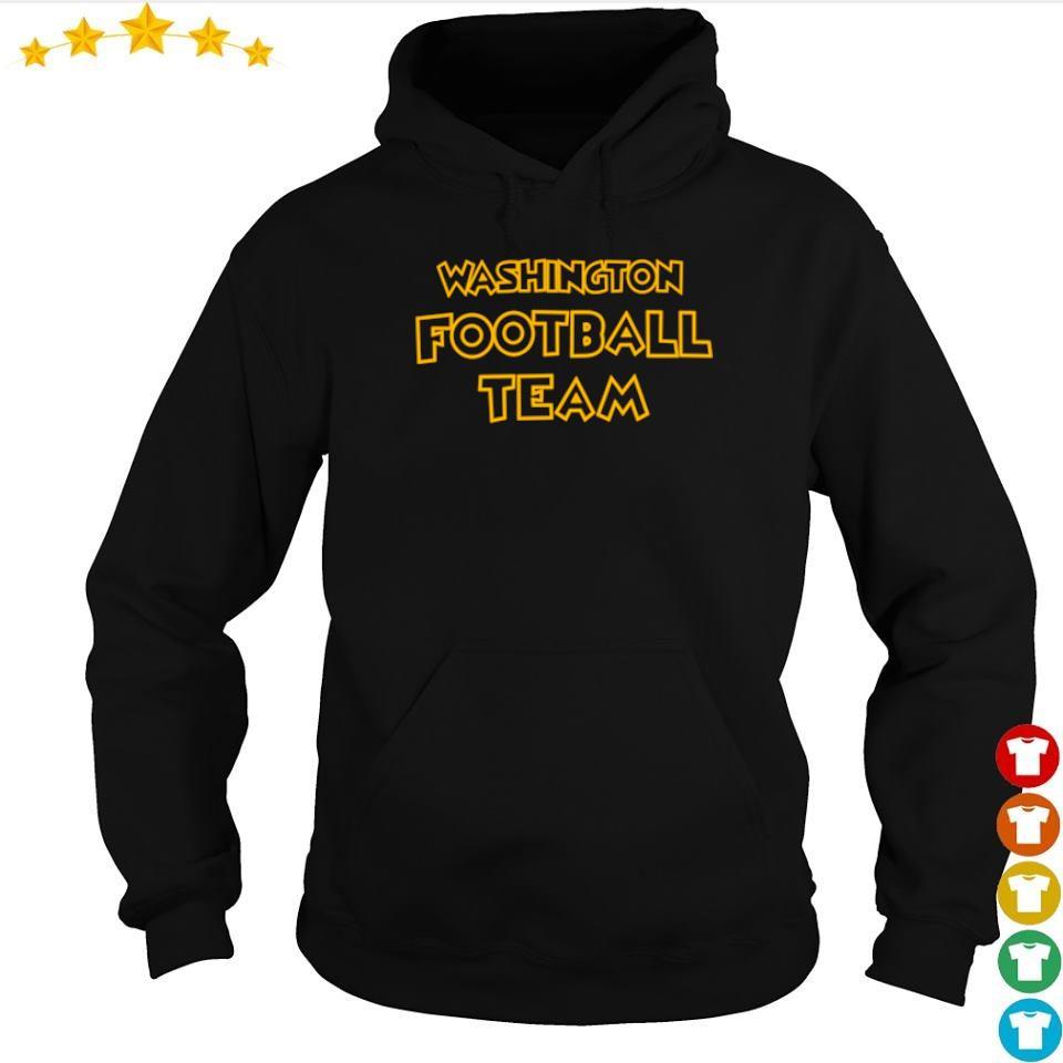 Official Washington Footbal Team s hoodie