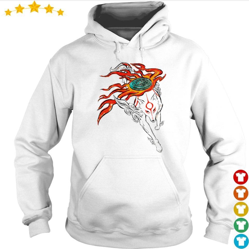 Okami Sun Goddess s hoodie