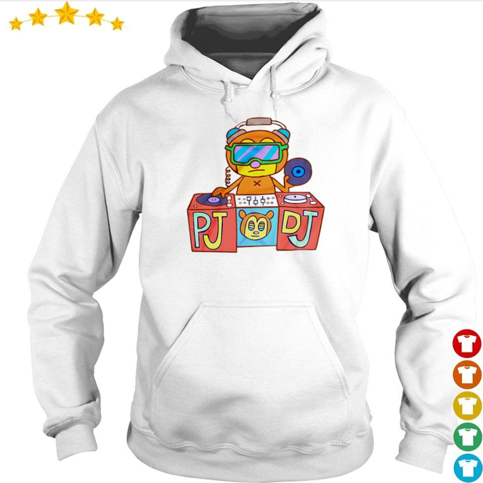PaRappa the Rapper PJ DJ s hoodie