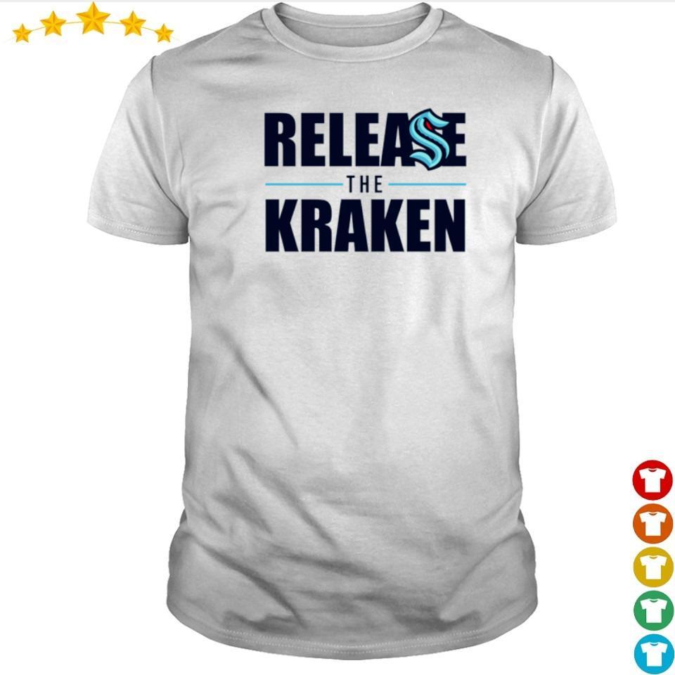 Release the Seattle Kraken shirt