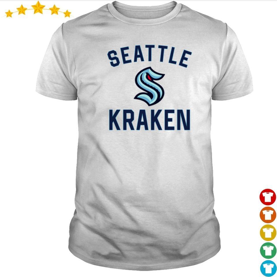 Seattle Kraken shirt