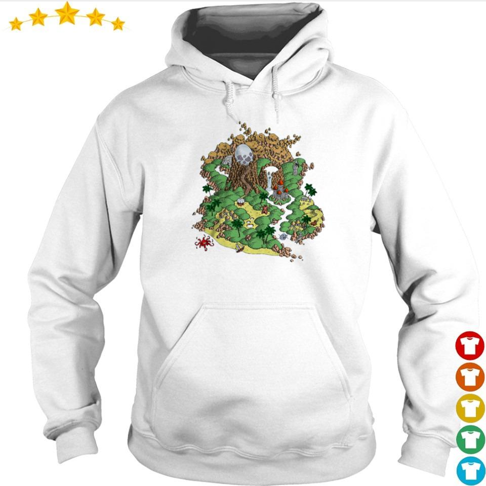 The Legend of Zelda Koholint Island s hoodie