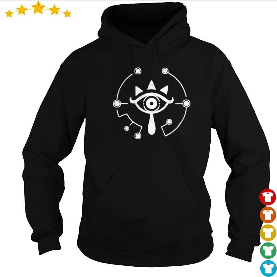 The Legend of Zelda Sheikah Eye s hoodie