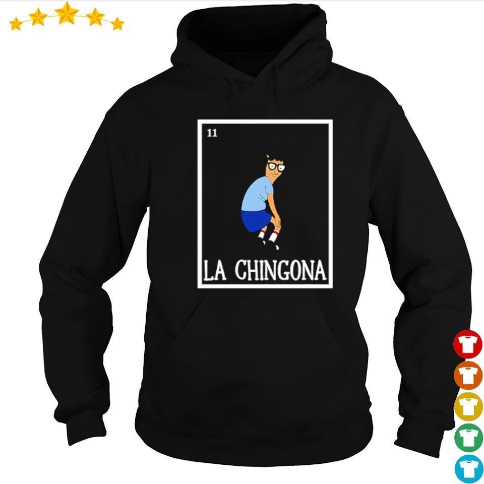 Tina Bobs La Chingona s hoodie
