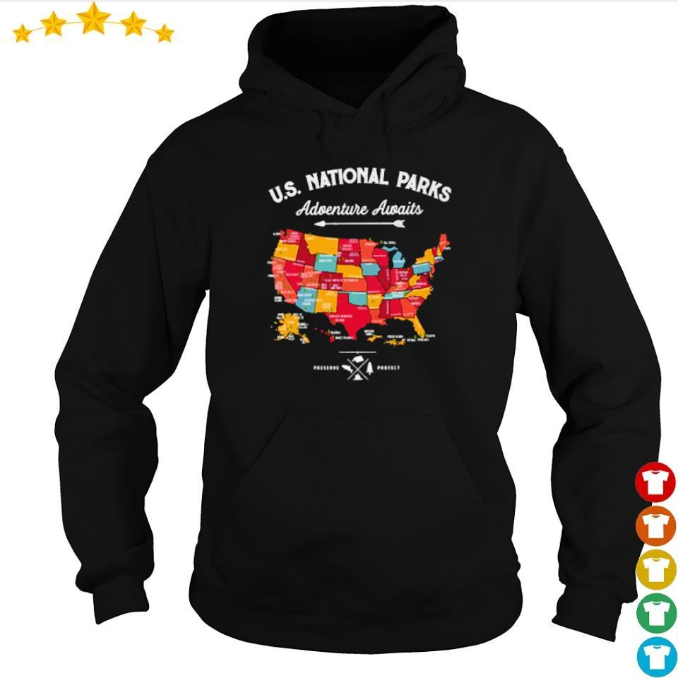 US Natonal Parks Adventure Awaits s hoodie