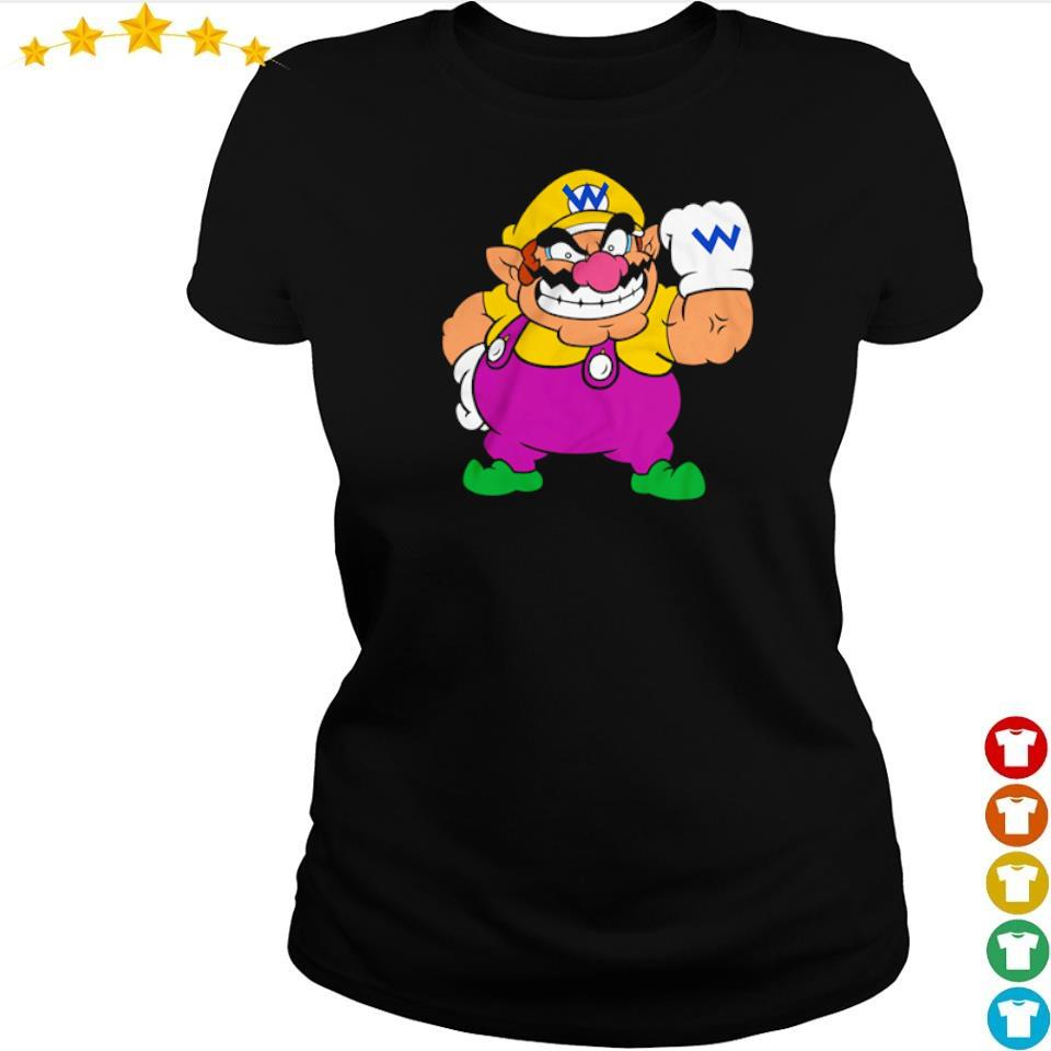 Wario Greed Personified s ladies tee