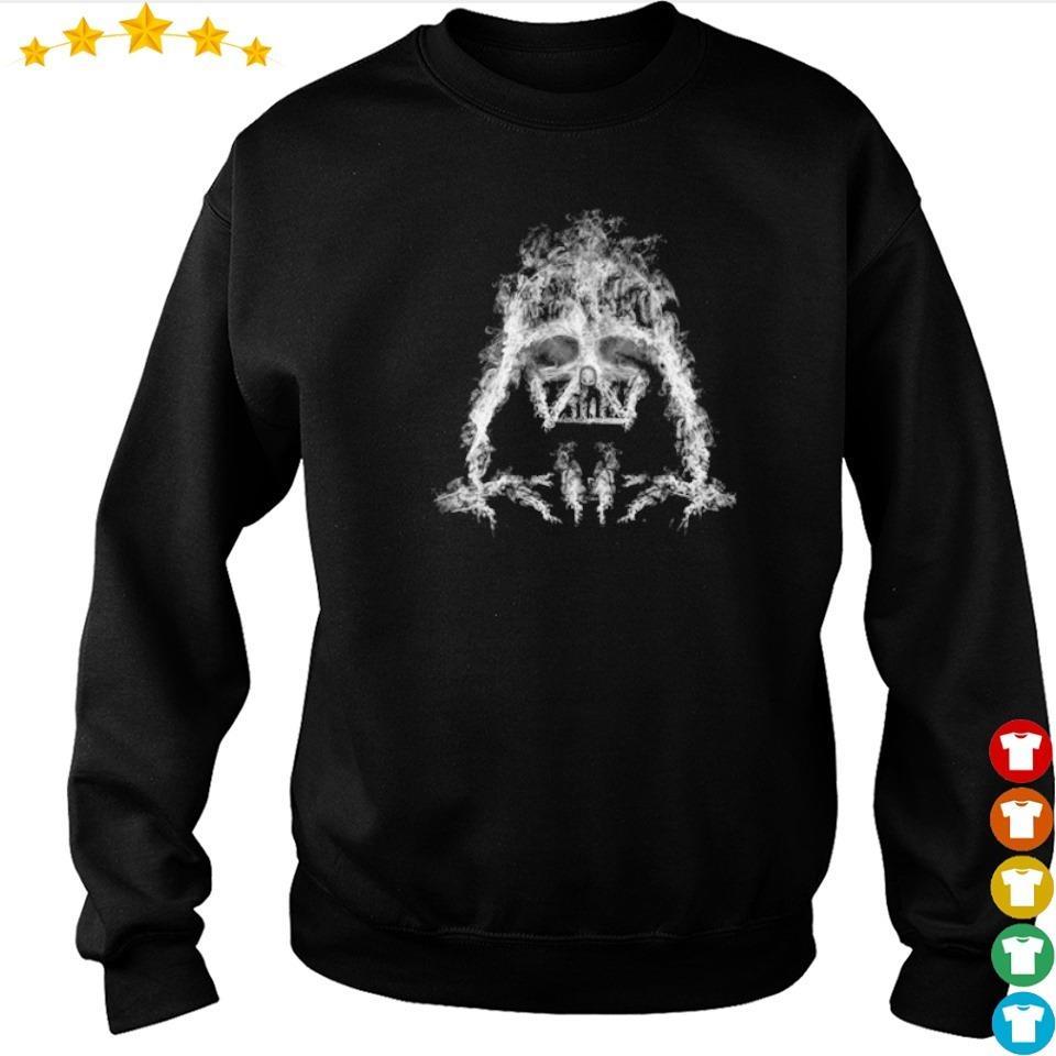 Awesome Star Wars Darth Vader Smoke s sweater