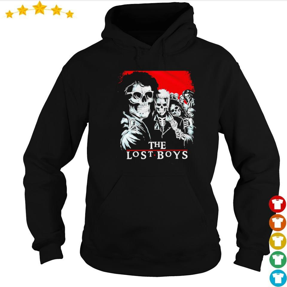 Awesome The Lost Boys Band s hoodie