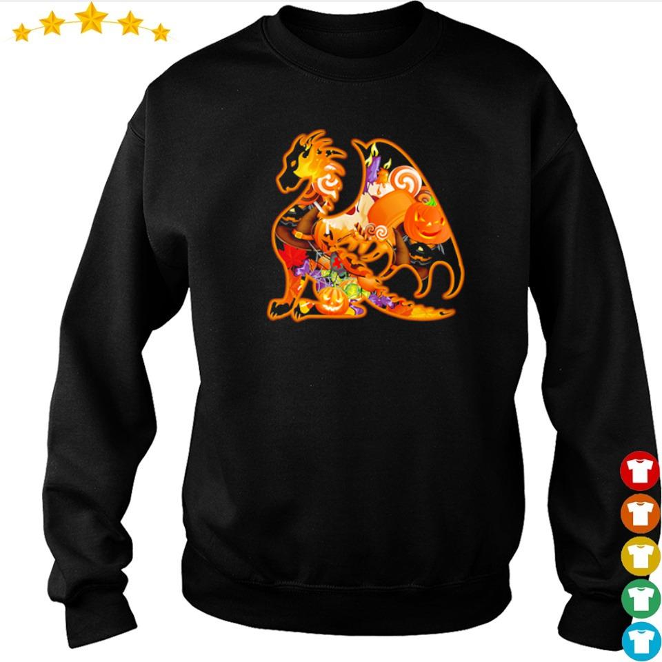 Dragon bring Halloween everywhere s sweater