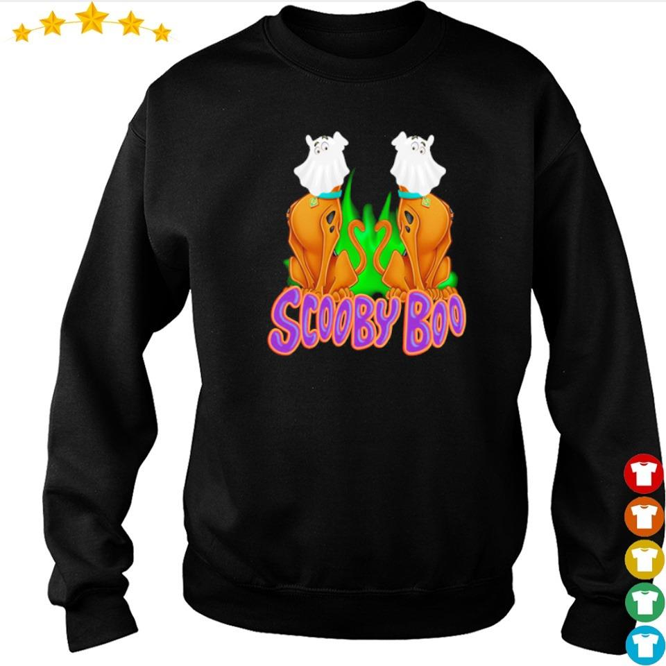 Happy Halloween Scooby Boo s sweater