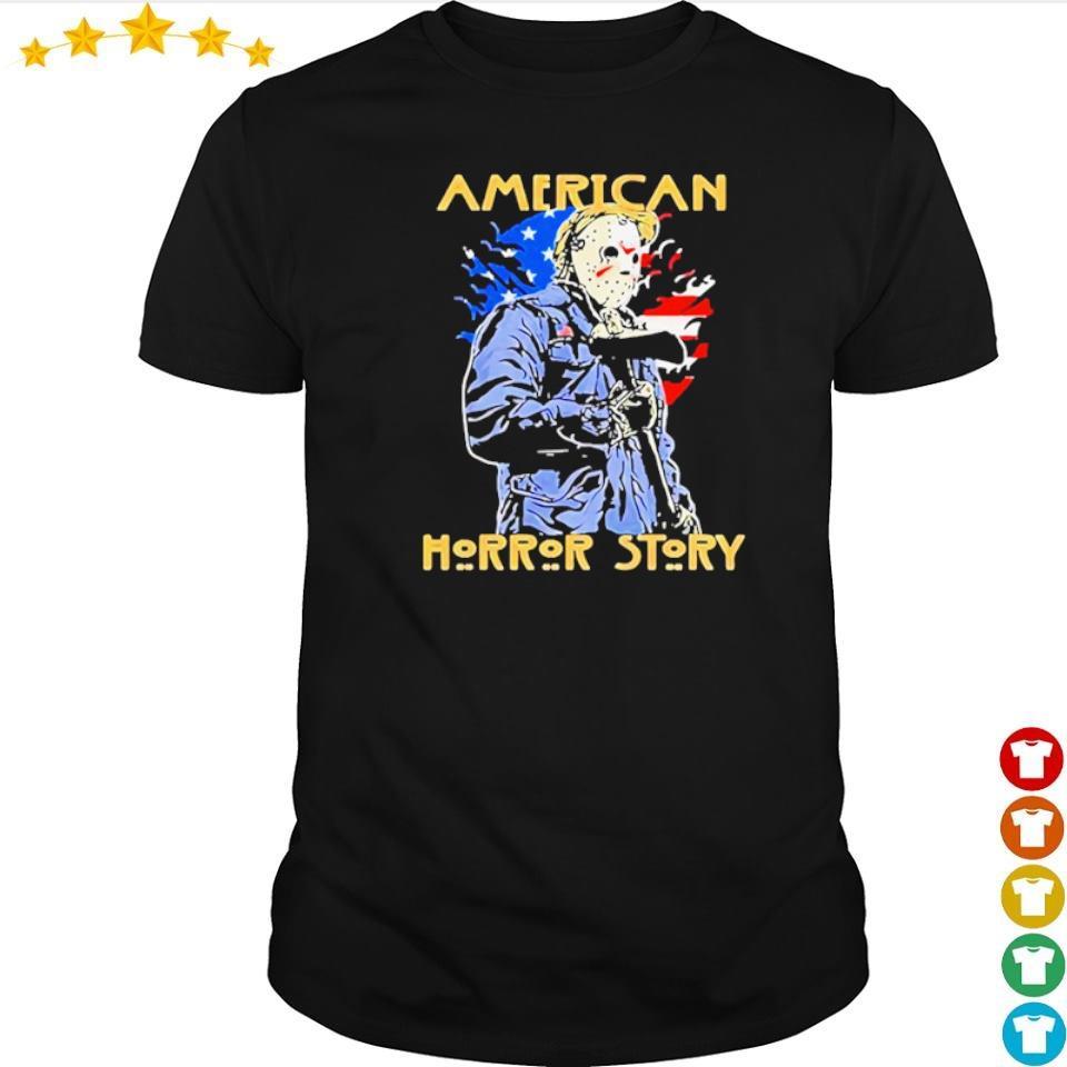 Jason Voorhees American Horror Story shirt